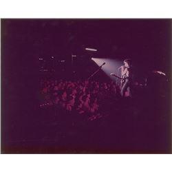 Prince Pair of Original Vintage Color Concert Photographs