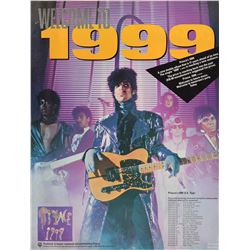 Prince '1999' Group of (3) Items