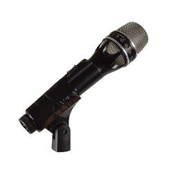 Prince's Stage-Used Purple Rain Tour Microphone