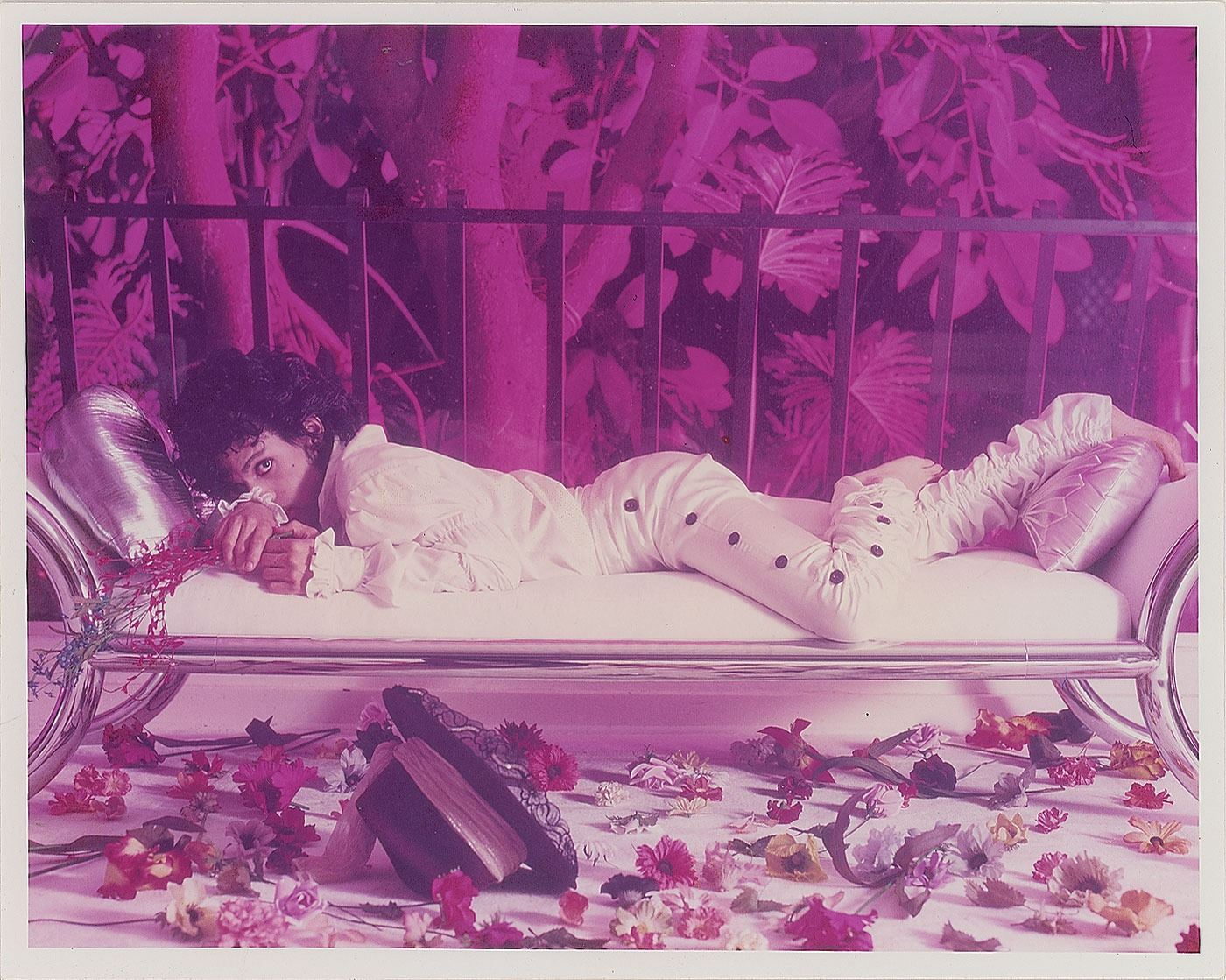 12x12 Limited Edition Print Hand-Signed /& Number by Artist Purple Rain of Prince William III