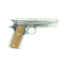 COLT 1911 ORVILLE & WILBUR WRIGHT COMMEMORATIVE .45ACP *THIS IS A RESTRICTED FIREARM*
