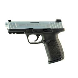 SMITH AND WESSON SD9VE 9MM SEMI-AUTO *THIS IS A RESTRICTED FIREARM*