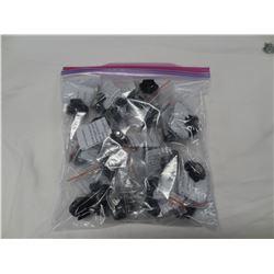 25 PLASTIC TRIGGER LOCKS