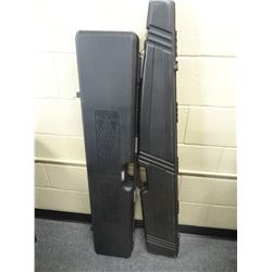 2 HARD GUN CASES