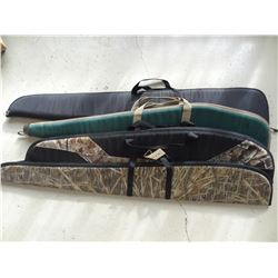 4 SOFT RIFLE CASES