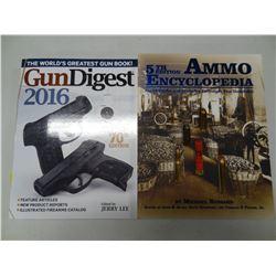 2016 GUN DIGEST AND AMMO ENCYLCLOPEDIA