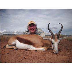 5 Day Springbok slam for 3 Hunters in South Africa