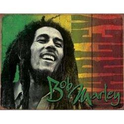 Bob Marley (Tin Sign)
