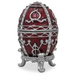 1895 Rosebud Russian Faberge Egg