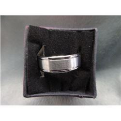 Man's Titanium Band Ring