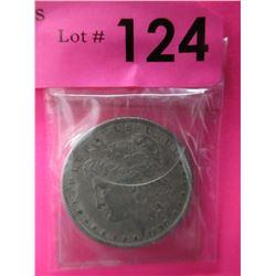 1890 American $1 Silver Coils - AKA Morgan