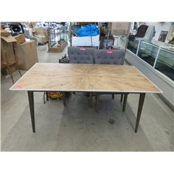 New LH Imports Dining Table