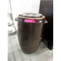 41 Liter Water Sealed Fermentation Crock
