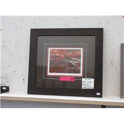 A Y Jackson Framed Limited Edition Print