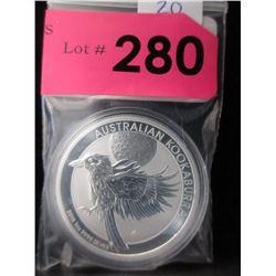 1 Ounce 2018 Australia .9999 Silver Coin