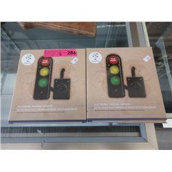 2 Electronic Parking Sensors