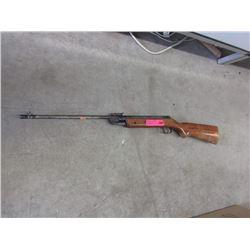 Break Barrel Pellet Gun with Wood Stock