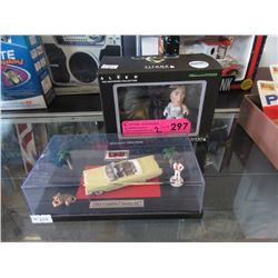 Jada Scarface 63 Cadillac Diorama