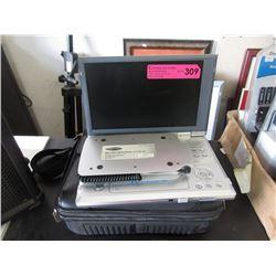 Mintek Portable DVD Player with Case