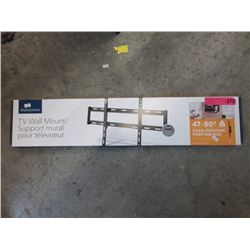 """Fixed Position TV Wall Mount for 47-80"""" TVs"""
