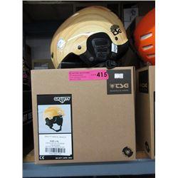 New TSG Helmet - Size L/XL