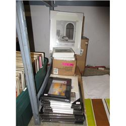 3 Cases & 12 Loose New Picture Frames