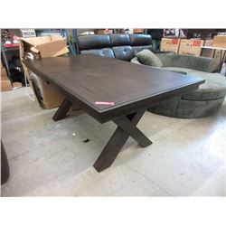 New Whalin Table with Pop-Up Leaf