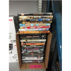 28 Assorted DVD Movies
