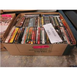75 Assorted DVD Movies