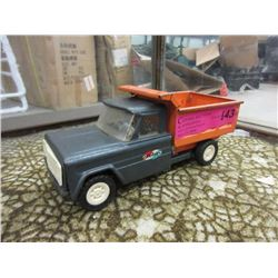 1960s Strutco Lever Dump Truck