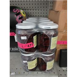 2 Cases of Jarred Sliced Beets