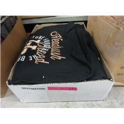 Case of New Long Sleeved Tee Shirts