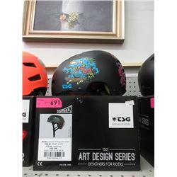 New TSG Helmet - Size S/M
