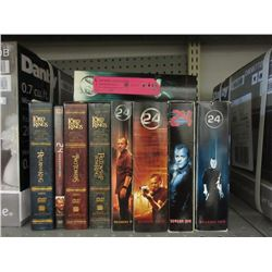 9 Boxed DVD Sets