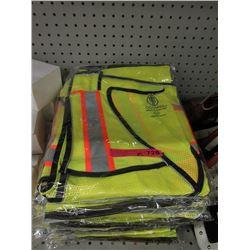 15 New Safety Vests - Size XXL