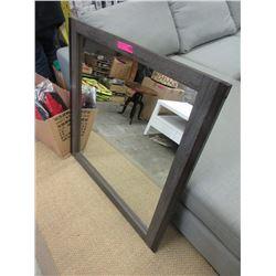 New Wood Framed Mirror