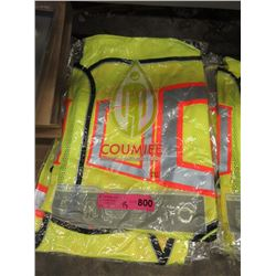 15 New Safety Vests - Size 2XL