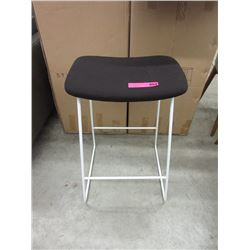 New Simon Stool with Metal Frame