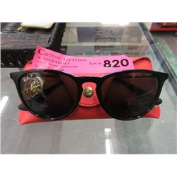 New Ray Ban Sunglasses in Red Case