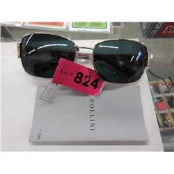 New Metal & Plastic Framed Pollini Sunglasses