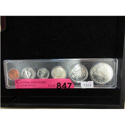 1966 Canadian Coin Set