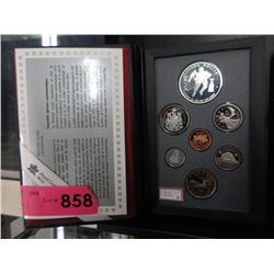 1993 Canadian Double Dollar Proof Coin Set