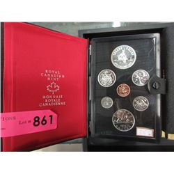 1975 Canadian Double Dollar Specimen Coin Set