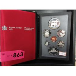 1976 Canadian Double Dollar Proof Coin Set