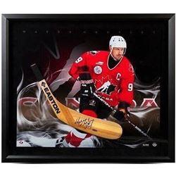 Wayne Gretzky Signed Team Canada 24x28 Custom Framed Hockey