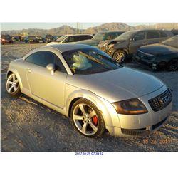 2002 - AUDI TT
