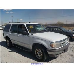 1997 - FORD EXPLORER// REBUILT SALVAGE