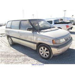 1993 - MAZDA MPV