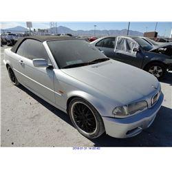 2001 - BMW 330CI
