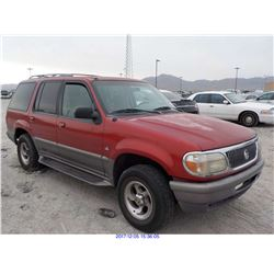 1997 - MERCURY MOUNTAINEER